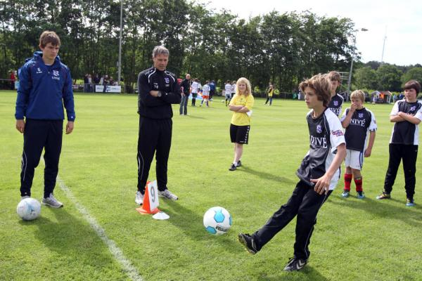 Training van Basten